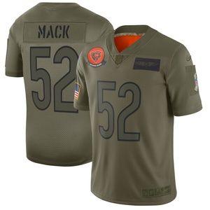 Men's Chicago Bears Khalil Mack Jersey